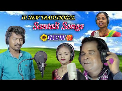 Santali Video Song - Collection of 10 Santali Traditional Songs