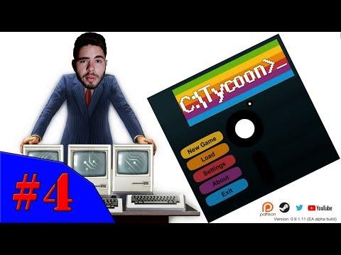 Computer Tycoon - O JOGO AGORA ESTA DIFÍCIL (NOVO UPDATE)!!! #4 (Gameplay/PTBR)HD