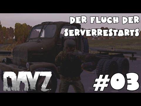 Der Fluch der Serverrestarts: behindert die V3S-Trucker - DayZ Standalone #03