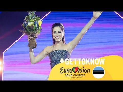 ESC 2018: Get to Know.... ELINA NECHAYEVA from ESTONIA | Eurovision Song Contest 2018 🇪🇪