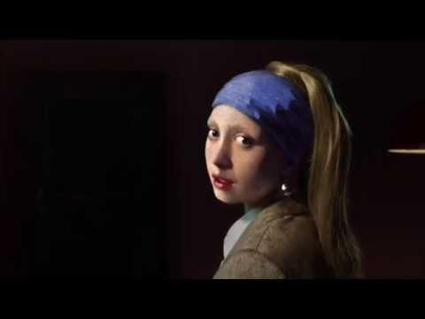 Девушка с жемчужной серёжкой - YouTube