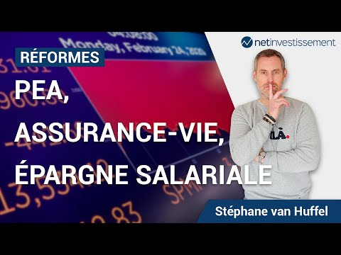 PEA, assurance-vie, épargne salariale : explications sur les réformes en cours [Vidéo BFM]