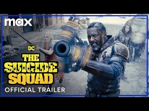 "Suicide Squad | Official ""Rain"" Trailer | HBO Max"