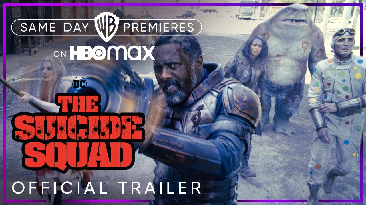 The new 'Suicide Squad' trailer has dropped - CNN