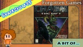 Forgotten Games: CHASM the rift