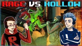 Rage vs Hollow - Massacre Challenge in Killing Floor 2!