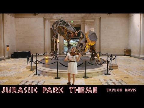Jurassic Park Theme - Taylor Davis (Violin Cover)