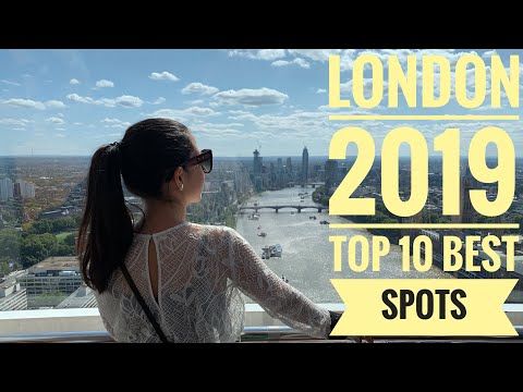 LONDON 2019 | ПОТРАТИЛИ 5 000 $ ЗА 5 ДНЕЙ с подругой | HIDE ресторан ЧИЧВАРКИНА - подробный ОБЗОР