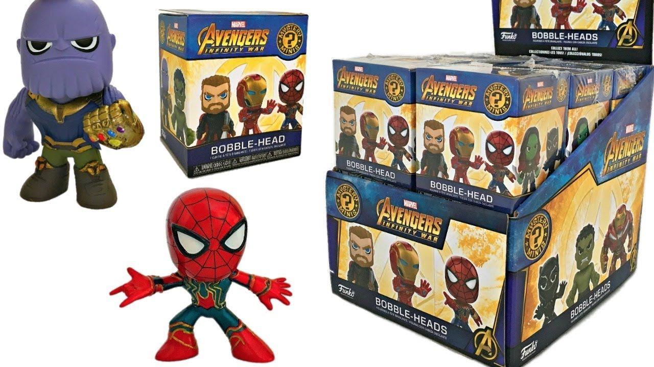 9f2d84c9f06 Funko Avengers Infinity War Mystery Minis