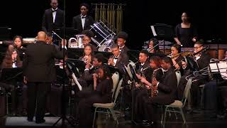2018 EE Smith HS Symphonic Band - Declaration Overture - Claude T. Smith