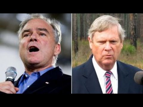 Kaine, Vilsack top Clinton