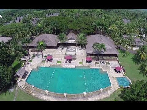 Discover Tanjung Lesung Indonesia from the air