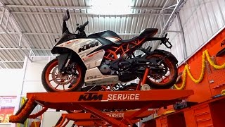 Good News for KTM Owners in Hyderabad