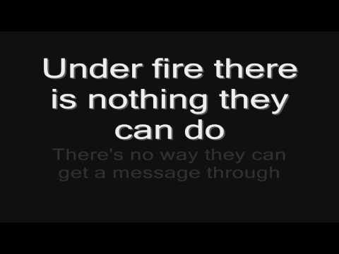 Sabaton - The Lost Battalion (lyrics) HD