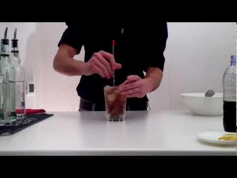 Long Island Iced Tea IBA Cocktail Tutorial | Drink Corner
