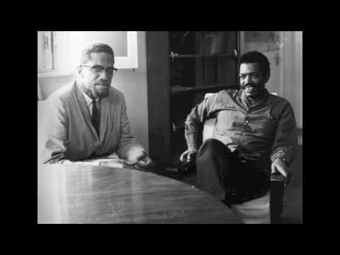 Mhenga Malcolm X: Debates C. Eric Lincoln and George Schuyler - Part 1