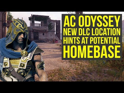 Assassin's Creed Odyssey DLC Location HINTS AT HOMEBASE FEATURE & Way More! (AC Odyssey DLC thumbnail