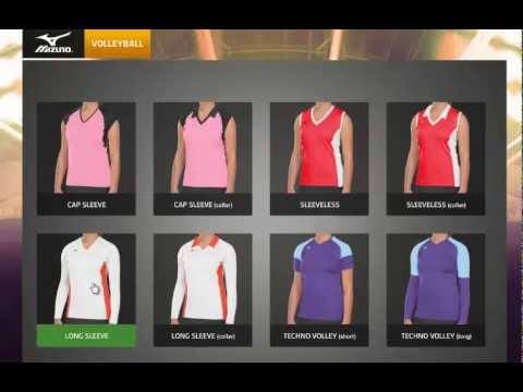 huge selection of 62016 0394f Mizuno Custom Jersey Design Tutorial