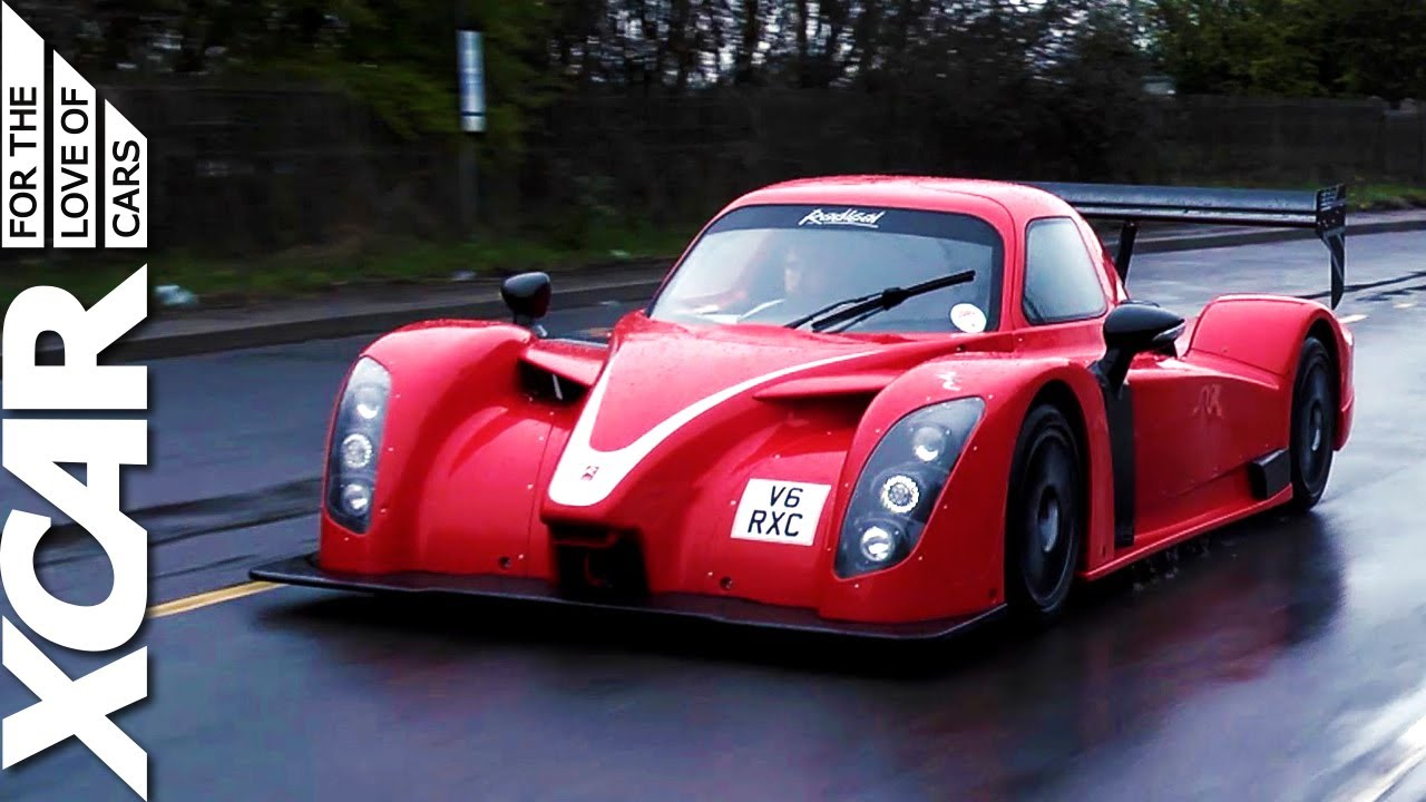 Radical RXC: Mustang Powered, Road Legal & Mental - XCAR
