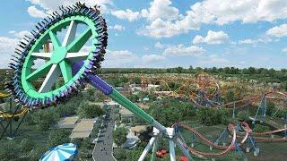 Pendulum Ride - Six Flags YTB Shorts