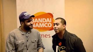 Shakedown Rich Batengui Soul Calibur 5 Namco Community Manager