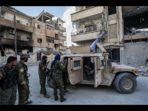 اعتقال 16 عراقيا من داعش لدى هروبهم من هجين  - نشر قبل 14 ساعة