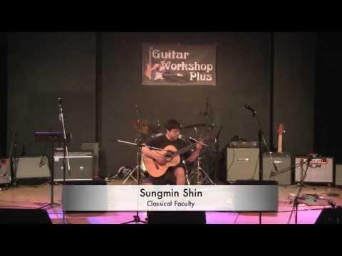 Sungmin Shin - Guitar Workshop Plus - Classical Faculty