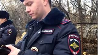 Снос гаражей Лихоборская набережная владение 6. 13 ноября 2014