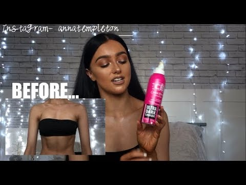 MY FAKE TANNING ROUTINE(COCOA BROWN, BONDI SANDS, ST MORITZ, SUNKISSED) - ANNA TEMPLETON