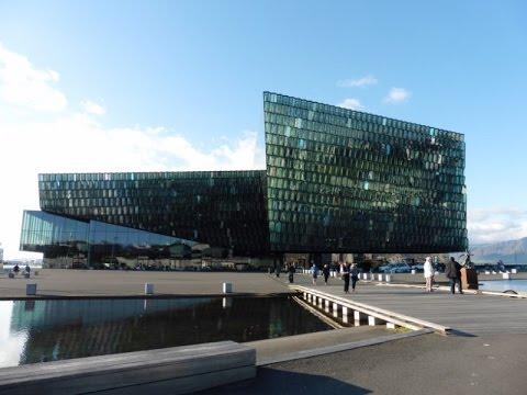 Islande -14  -  Reykjavik, capitale de l'Islande