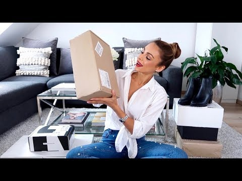 Baixar ZARA HAUL & OPEN PACKAGES WITH ME | Annie Jaffrey