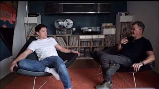 Tom holland interview! With dome