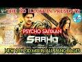 Psycho Saiyaan(3D Audio) | Saaho | Prabhas, Shraddha Kapoor|MIX IN ALL LANGUAGES