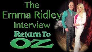 Teaser Trailer - Film critic Ryan Jay Interviews Emma Ridley, Ozma ...
