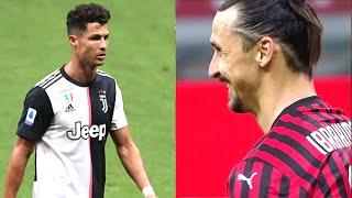 ЮВЕНТУС вёл 2 0 но потом МИЛАН шокировал всех камбэком Милан Ювентус 4 2 Златан vs Роналду