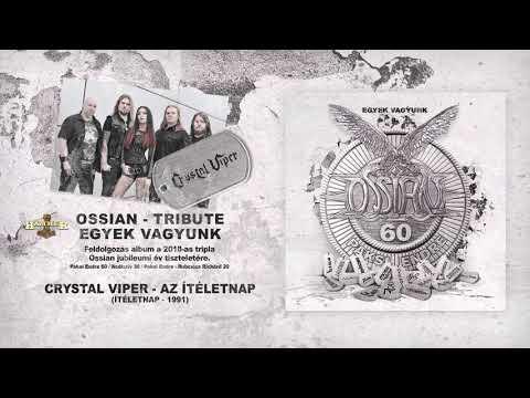 Crystal Viper - Ítéletnap (Ossian) - hivatalos stream / official track stream