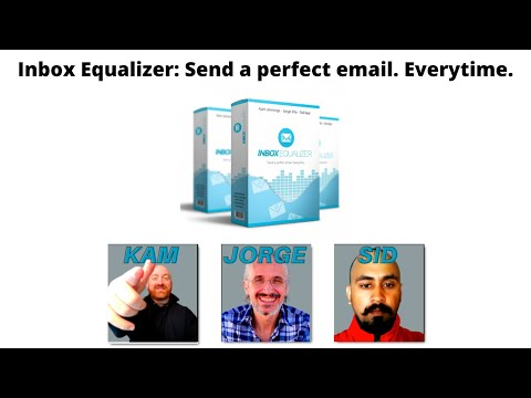Inbox Equalizer: Send a perfect email. Everytime.