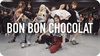 Bon Bon Chocolat - EVERGLOW Lia Kim X Minny Park Choreography with EVERGLOW