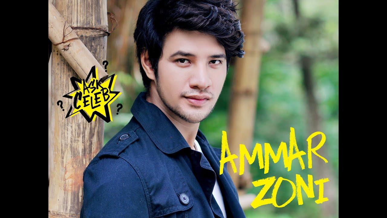 Ammar Zoni: Ammar Zoni Jawab Pertanyaan Dari LINE GADIS