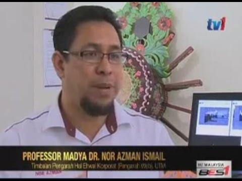 BIZ MALAYSIA TV1(25 APRIL 2016)-Inovasi Solat Lab
