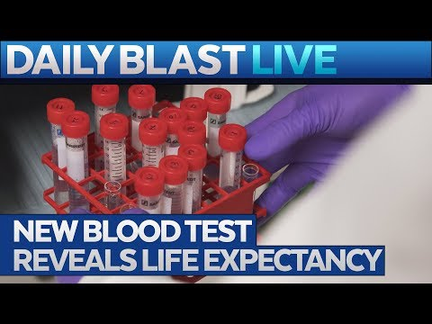 This New Blood Test Can Predict Your Life Expectancy