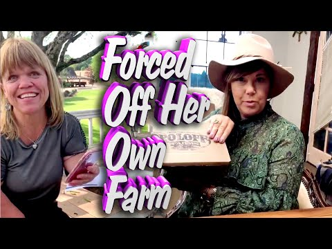 Amy Roloff: Forced Off Her Own Farm By Caryn Chandler? from YouTube · Duration:  4 minutes 2 seconds