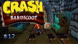 El laboratorio de las dificultades/Crash Bandicoot #17