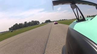 Zima Motorsports - Gingerman Raceway 2013