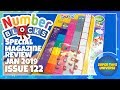 Numberblocks Special Magazine 6 to 10 Issue 122 January 2019