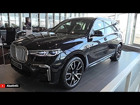 2019/2020 BMW X7 | XDrive FULL REVIEW Interior Exterior | Luxury SUV