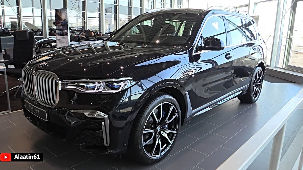 2019 2020 Bmw X7 Xdrive Full Review Interior Exterior Luxury Suv