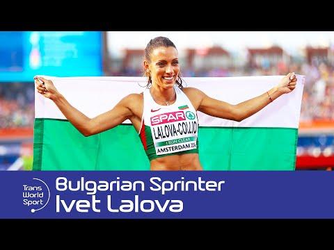 Ivet Lalova | Bulgarian Sprinter on Trans World Sport (2005)