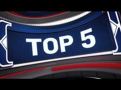 Top 5 Plays of the Night: January 13, 2018