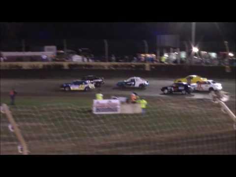 Kokomo Speedway - Kokomo Klash Hornet Heat #1 10/15/16